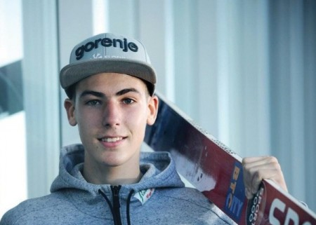 Timi Zajc – rising star of men's ski jumping